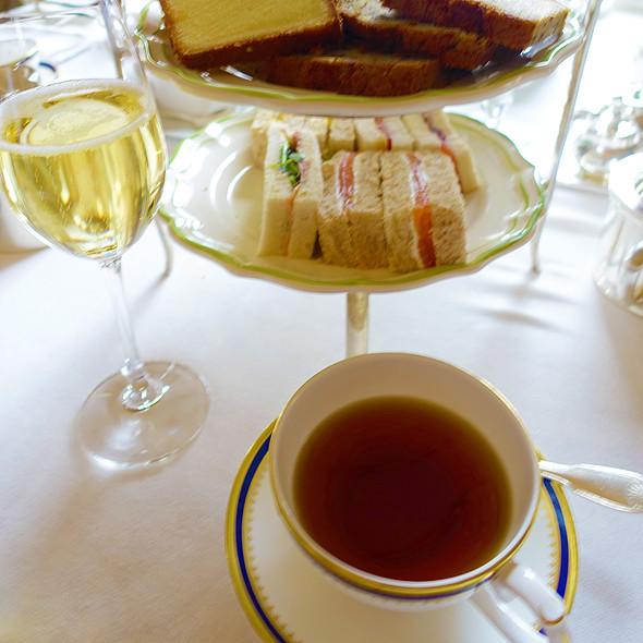 High Tea @ Ballyfin Hotel