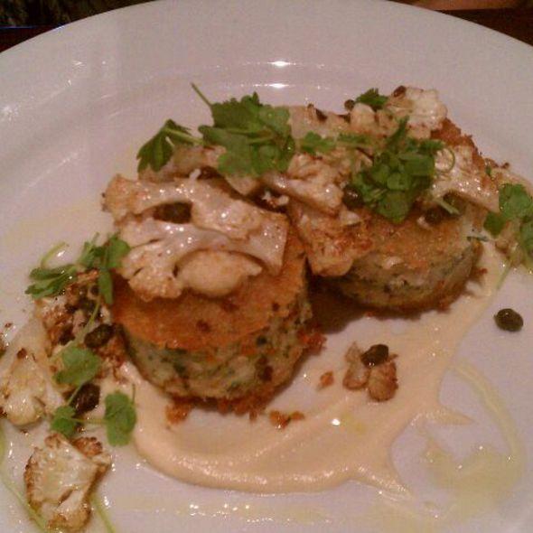 Crab Cakes - Ghiringhelli's Pizzeria Grill & Bar, Novato, CA