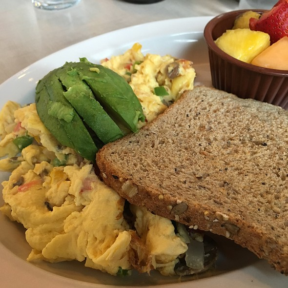 Vegetarian Scramble