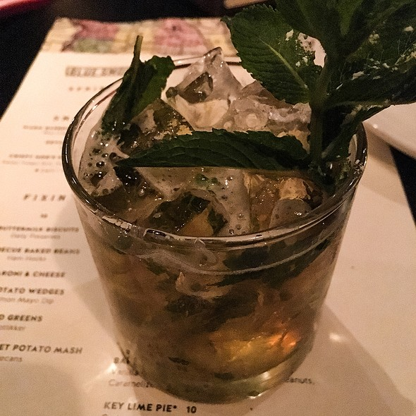 Mint Julep - Jazz Standard, New York, NY