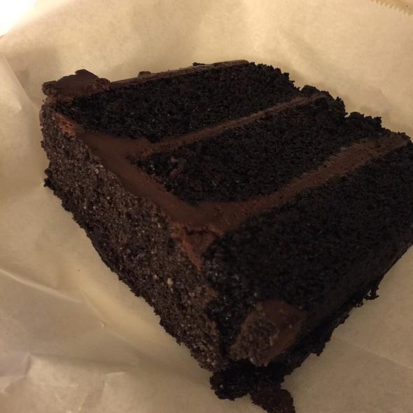 Chocolate Cake @ Joseph's Restaurant