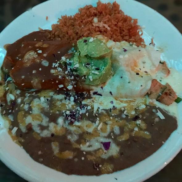 Pollo Asada Burrito @ Miguel's Cocina