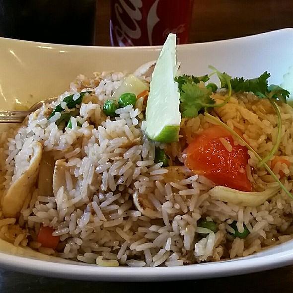 Chicken Fried Rice @ Thai Spice