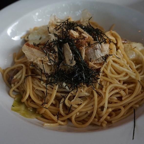 Wafu Style Spaghetti