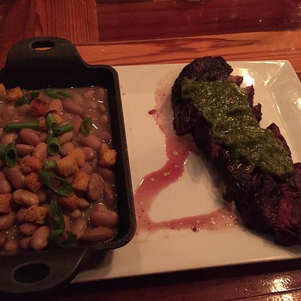 Hanger Steak - Table & Main, Roswell, GA