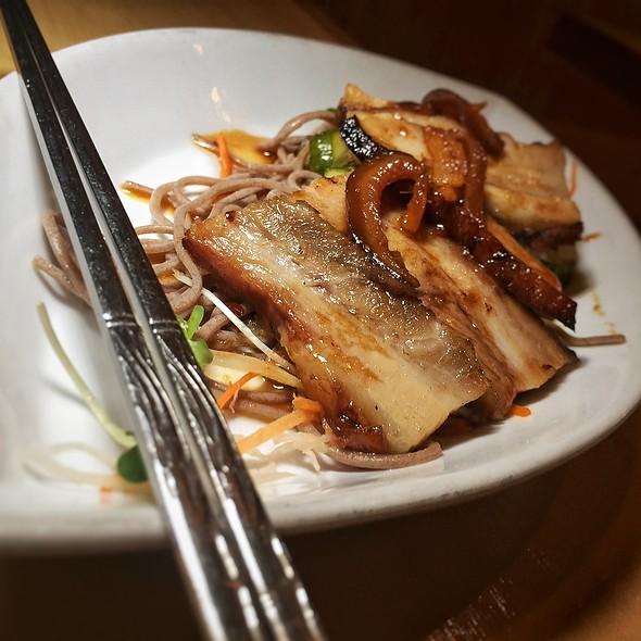 Roasted Pork Belly @ Pacific Rim by Kana