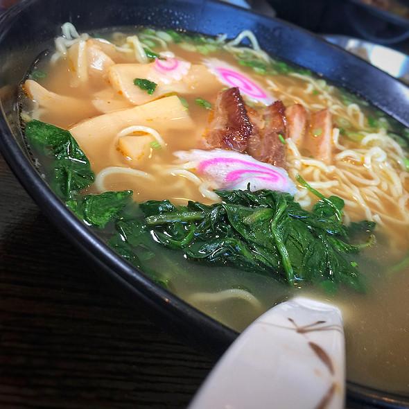 Tomukun Ramen @ tomukun noodle bar