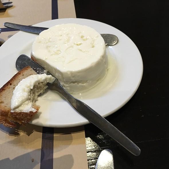 Fresh Goat Cheese @ Restaurante Ponta Do Garajau