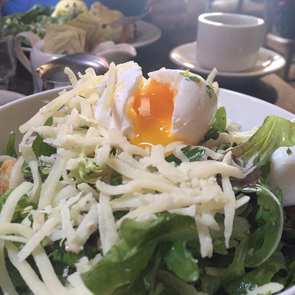 Frisee Salad With Egg - Le Grenier, Washington, DC