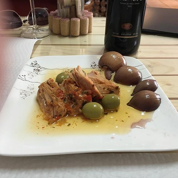Tuna Tapas @ Mercearia Sao Pedro Wine And Tapas