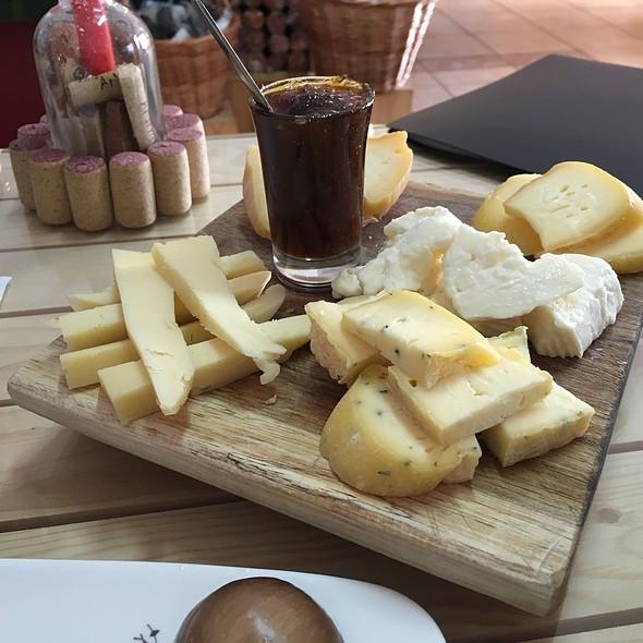 Cheese Plate @ Mercearia Sao Pedro Wine And Tapas
