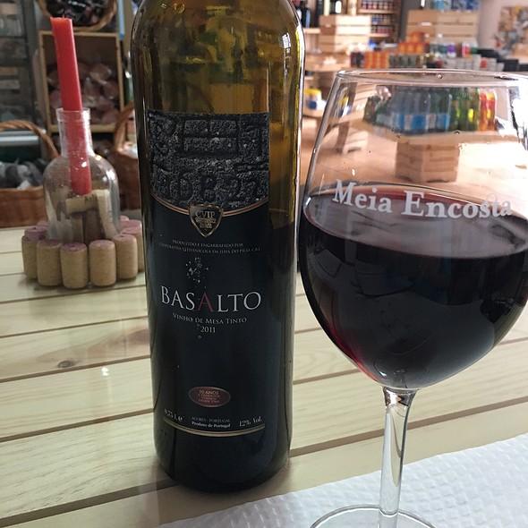 Basalto Wine @ Mercearia Sao Pedro Wine And Tapas