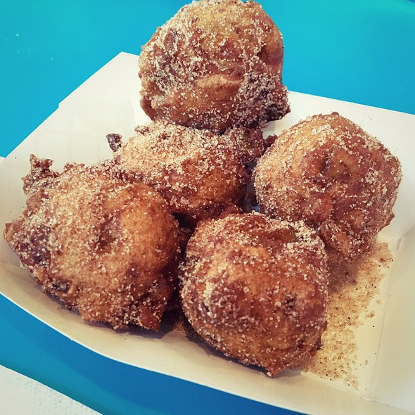 Apple Fritters @ Joe's Farm Grill