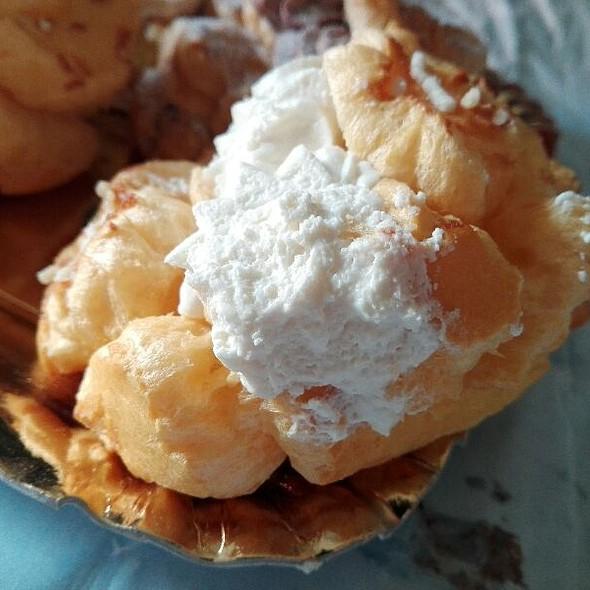 Pastarella alla Crema Chantilly @ Pasticceria Zolli