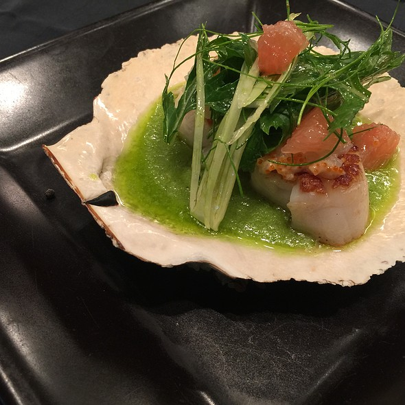 Pan Seared Diver Scallops - Onyx - Four Seasons Westlake Village, Westlake Village, CA