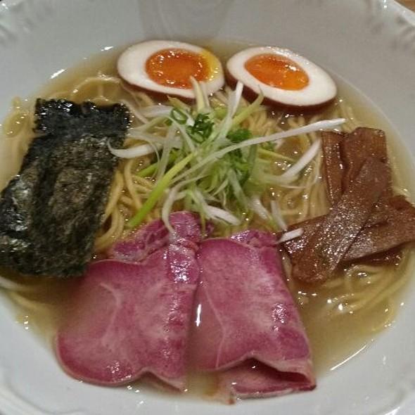 Shio Ramen @ Tan Tan Noodle Bar