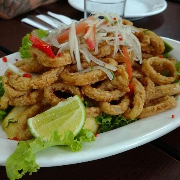 Chicharron Ds Calamares @ Rinconcito Peruano