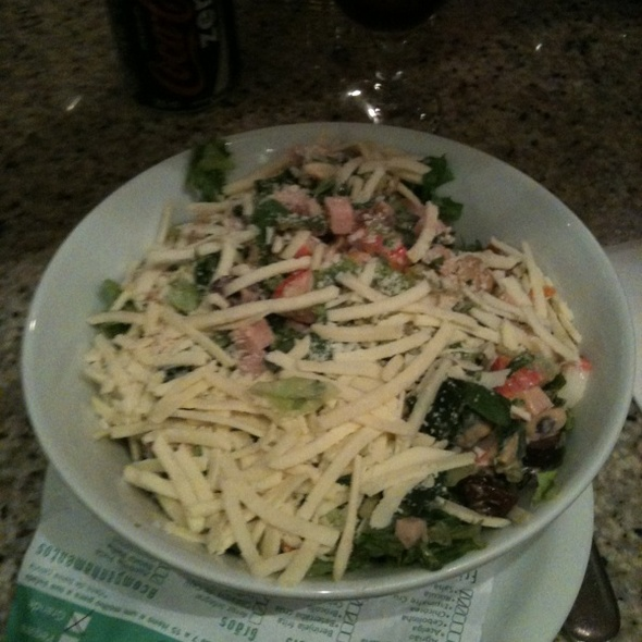 Salada Multipla Escolha @ Filet & Folhas