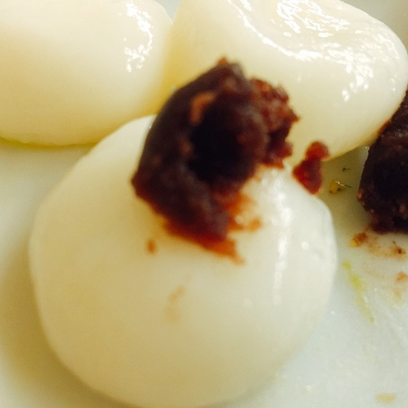Homemade Mochi With Anko @ ./lsd Cooking Pot