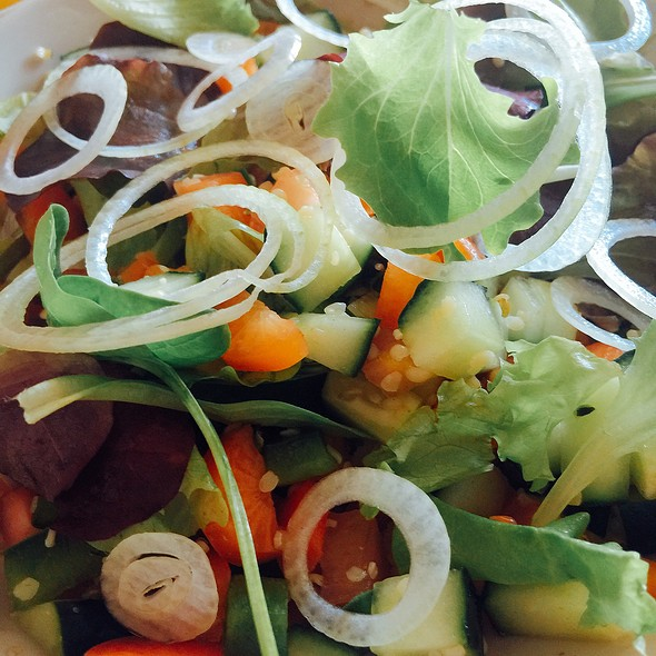 Mixed Salad @ ./lsd Cooking Pot