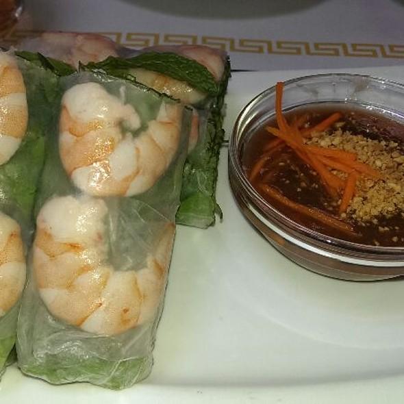 Springs Rolls @ Sai's Restaurant