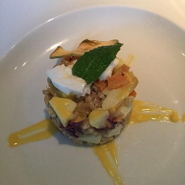 Amuse Bouche @ Terra Nostra Garden Hotel Restaurant