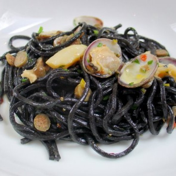 Squid Ink Pasta @ A16