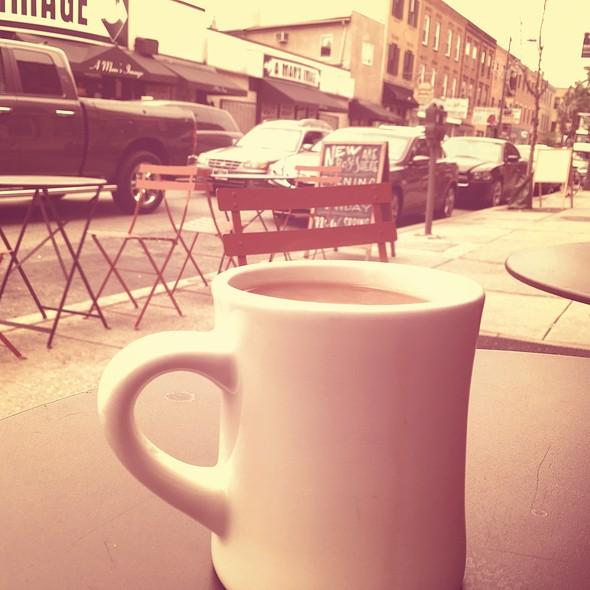 Coffee @ Plenty
