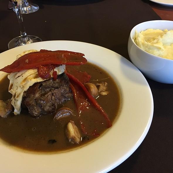 Beef tenderloin @ Restaurante Bar Caldeiras & Vulcões