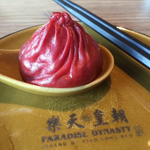 Sze Chuan Xiao Long Bao @ Paradise Dynasty (VivoCity)