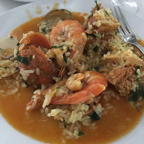 Seafood With Rice @ Restaurante O Silva