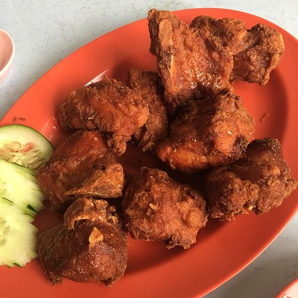 Nam Yu pork ribs @ Restoran TMN Milion Batu Tiga