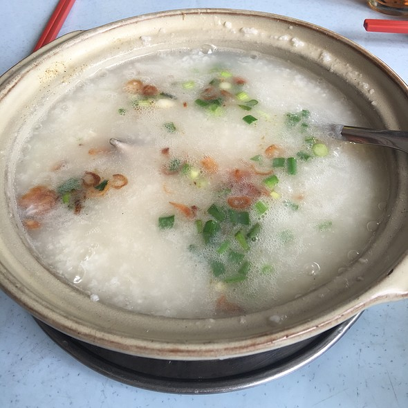 Fish Porridge @ Restoran Tmn. Million Batu Tiga