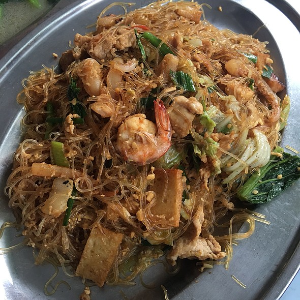 Fried Tang Hoon Noodles @ Restoran Tmn. Million Batu Tiga