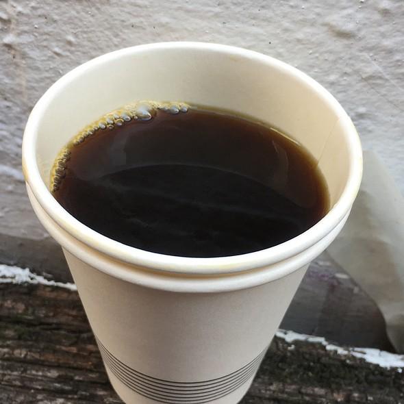 Filter Coffee @ Brother Baba Budan