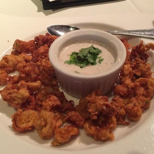 Crunchy Calamari @ Royal Khyber