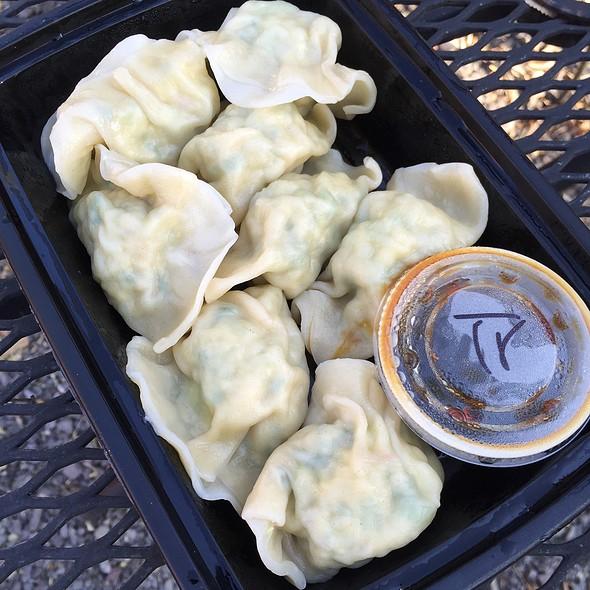 Dumplings @ Pop-Up Dumpling House