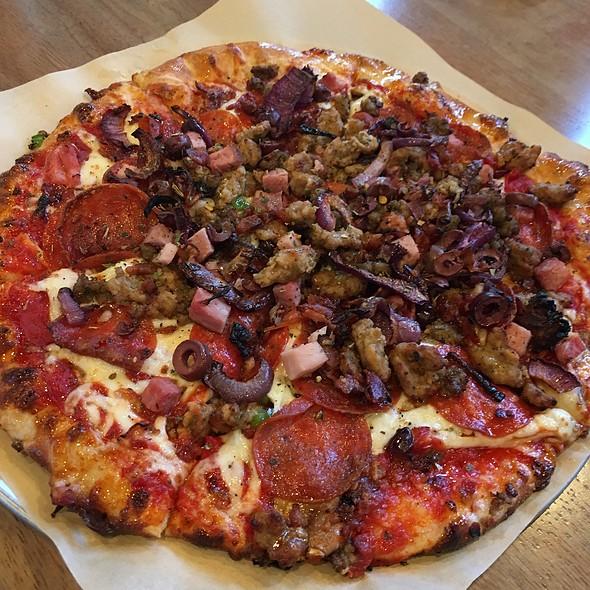 The Beast Pizza @ Pizza Studio