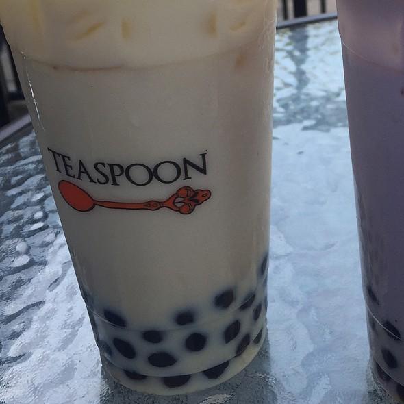 Creamy Jasmine @ Teaspoon