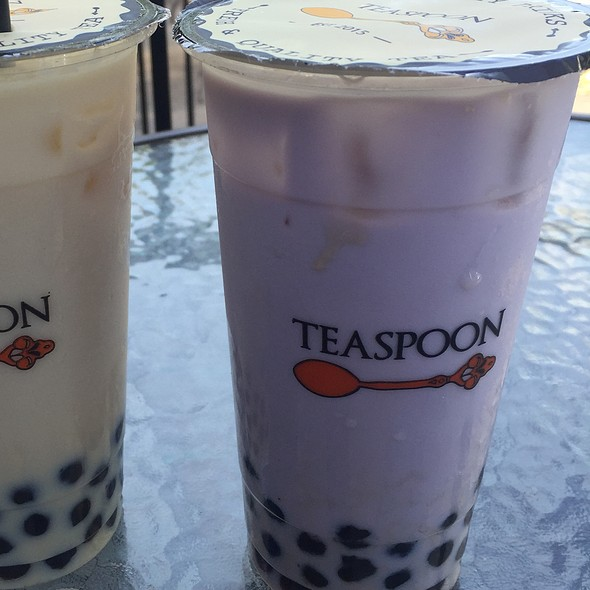 Taro Lover @ Teaspoon