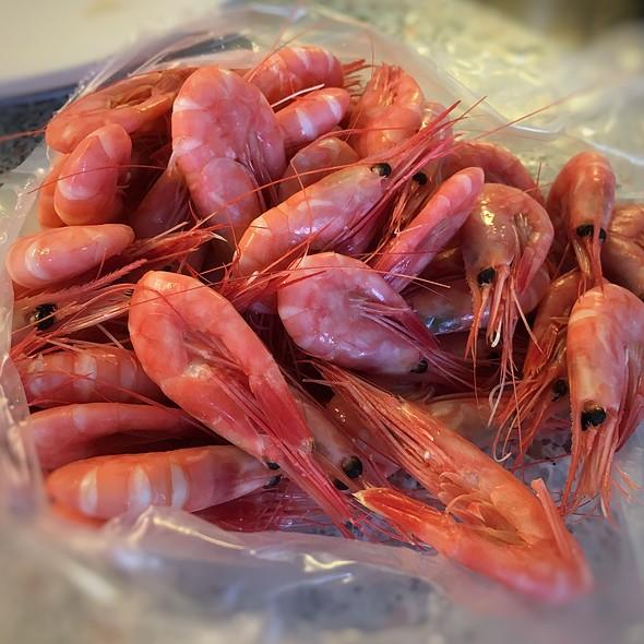 Fresh Boiled Shrimps @ Havnens Fiskehus Skagen v/Ann-Christina Westphal