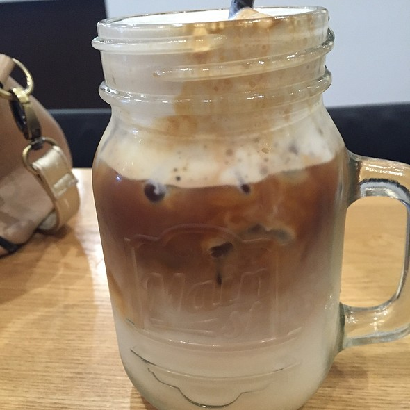 Iced Sea Salt Coffee @ cocohodo