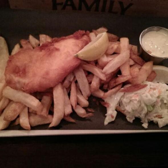 Fish 'n Chips - Irish Times Pub, Victoria, BC