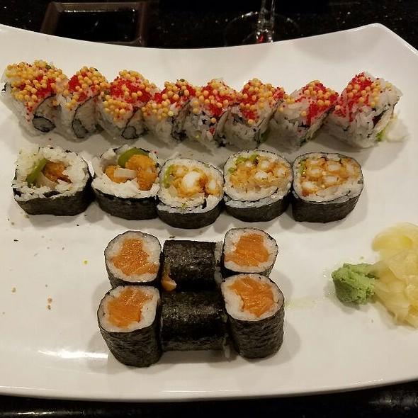Bubu @ Yi Sushi