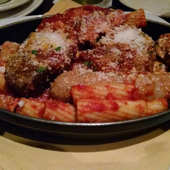 Ragu Of Italian Meats - VIA Italian Table, Worcester, MA