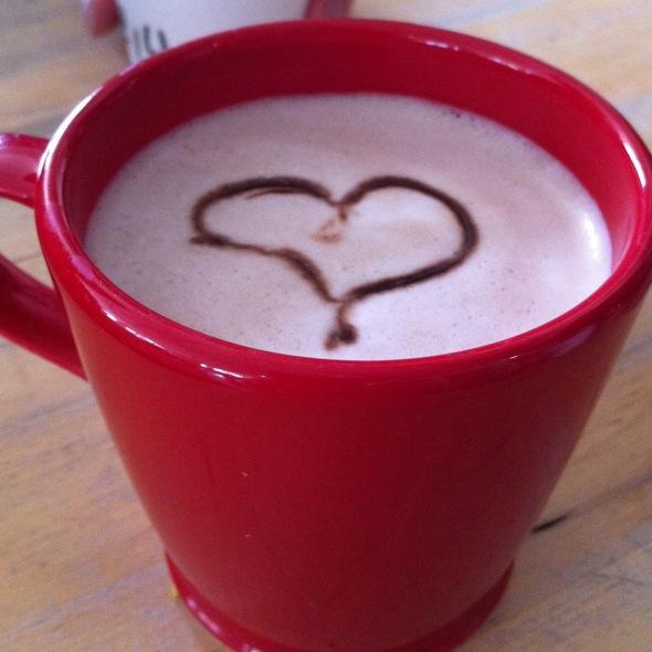 Kid's Hot Chocolate @ Communitea Cafe