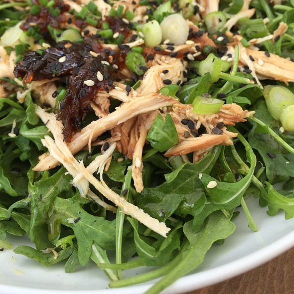 Chicken Salad @ Mademoiselle Colette