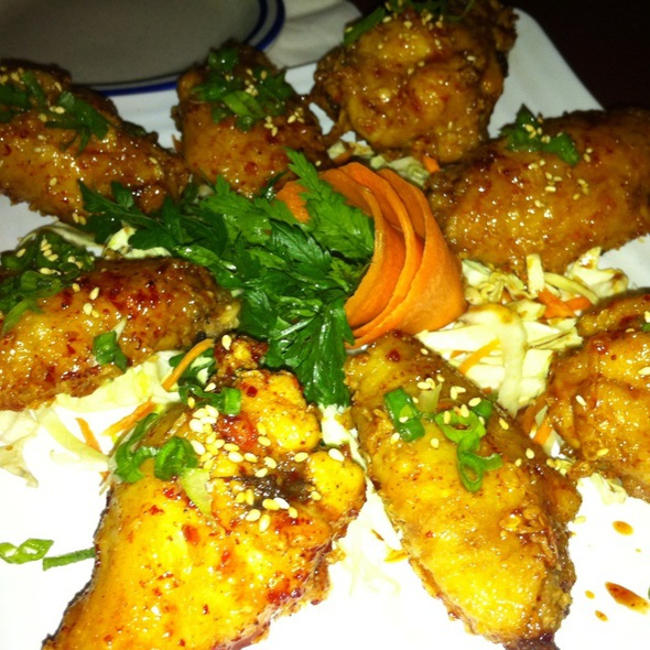 Chicken Wings @ Spot Restaurant the