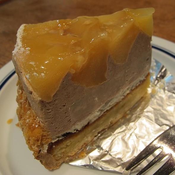 Apple Cake @ Patisserie Nicholas
