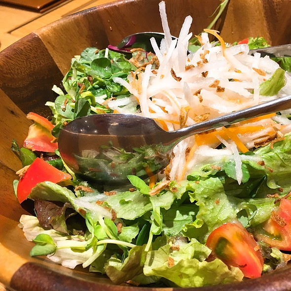 Salad @ Yakiniku Boucherie @新宿 ルミネエスト